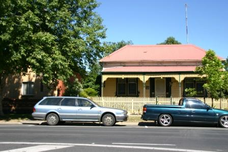 The Doveton St house where my grandparents lived